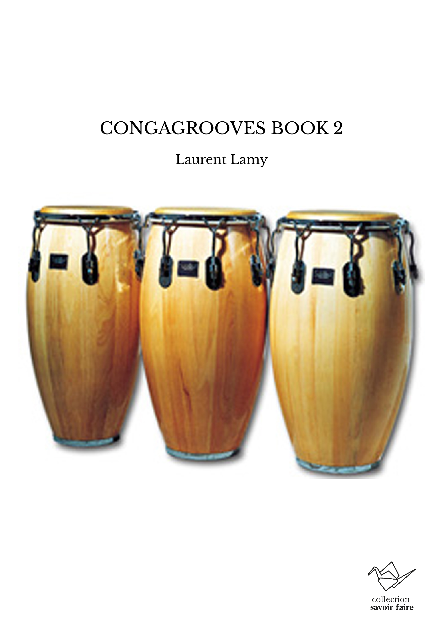 CONGAGROOVES BOOK 2