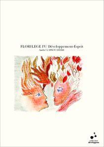 FLORILEGE IV/ Développement-Esprit