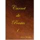 Carnet de poésies 1