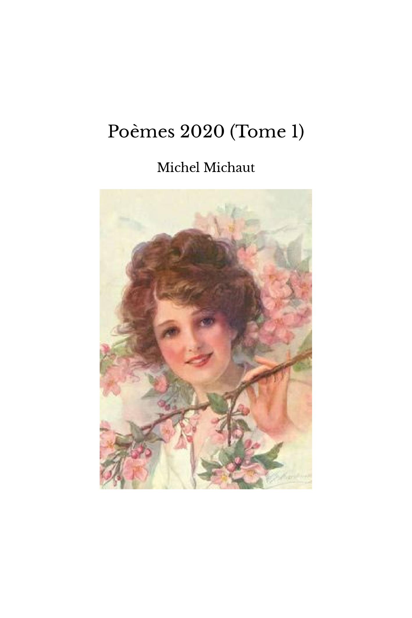 Poèmes 2020 (Tome 1)