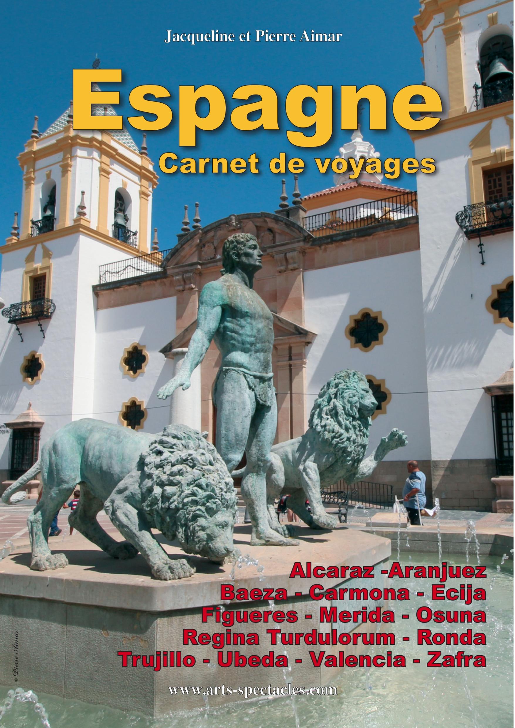 Espagne, carnet de voyage
