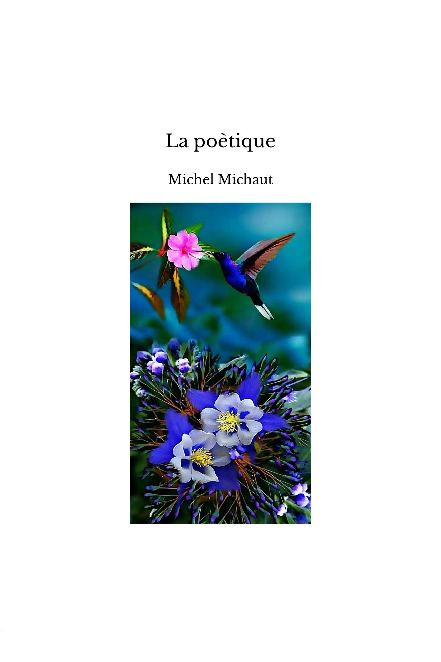 La poètique