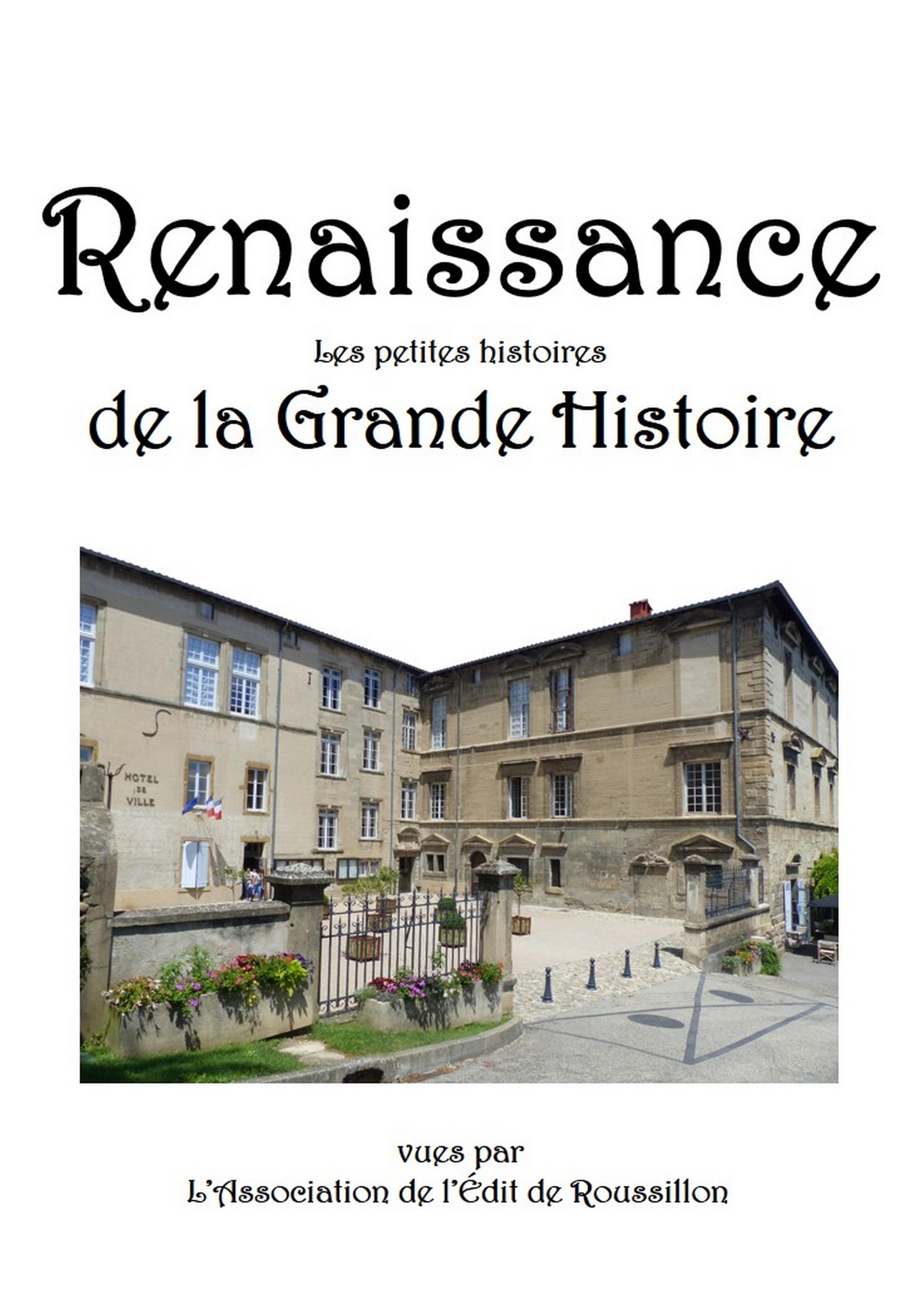 Renaissance Les petites histoires