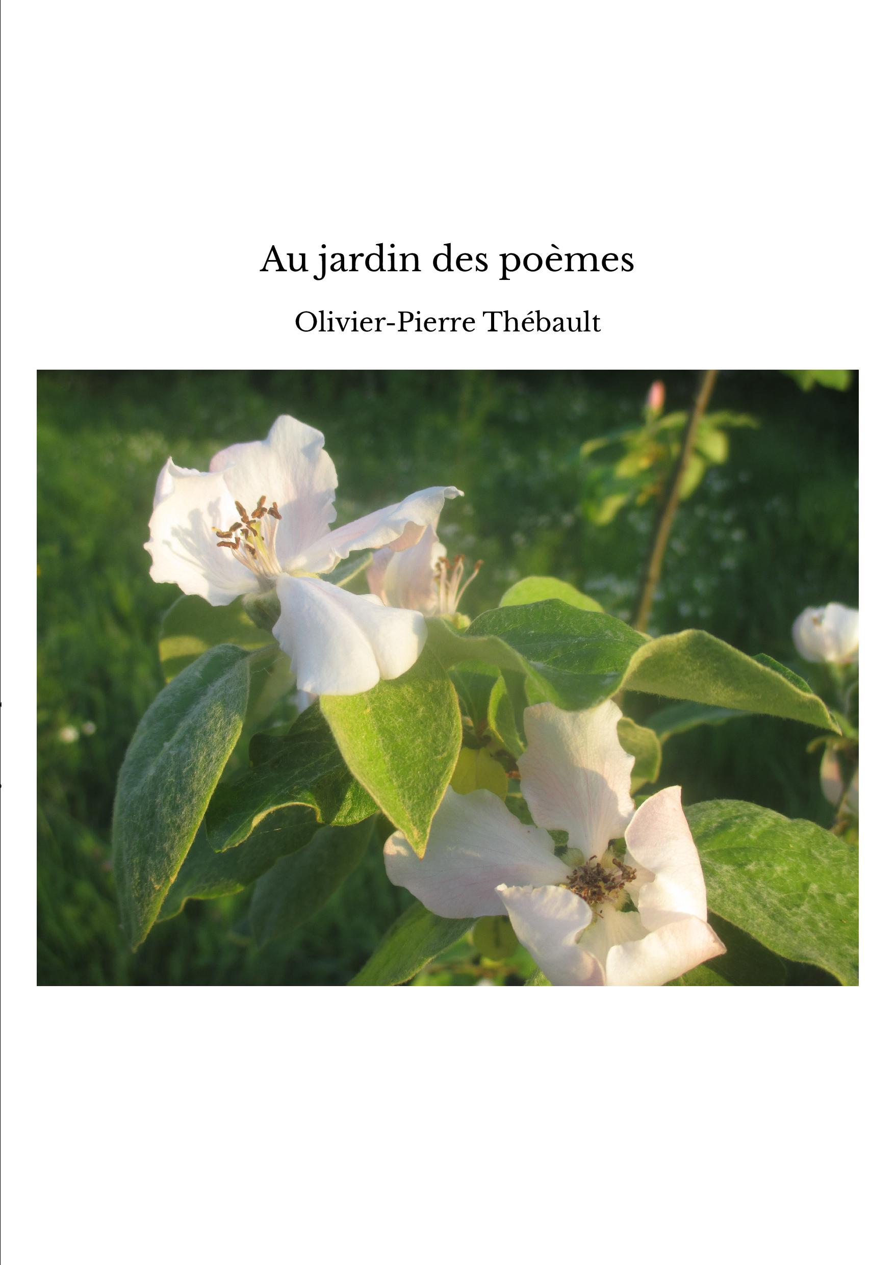 Au jardin des poèmes