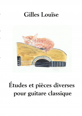 Pièces diverses pour guitare classique