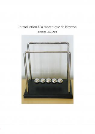 Introduction à la mécanique de Newton