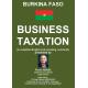 Business Taxation in Burkina Faso 2017