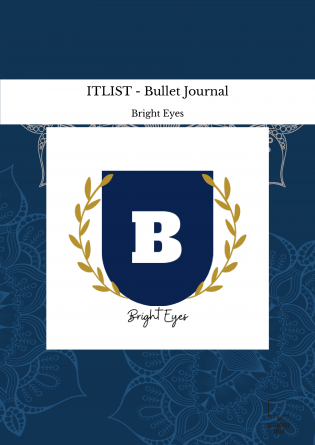 ITLIST - Bullet Journal