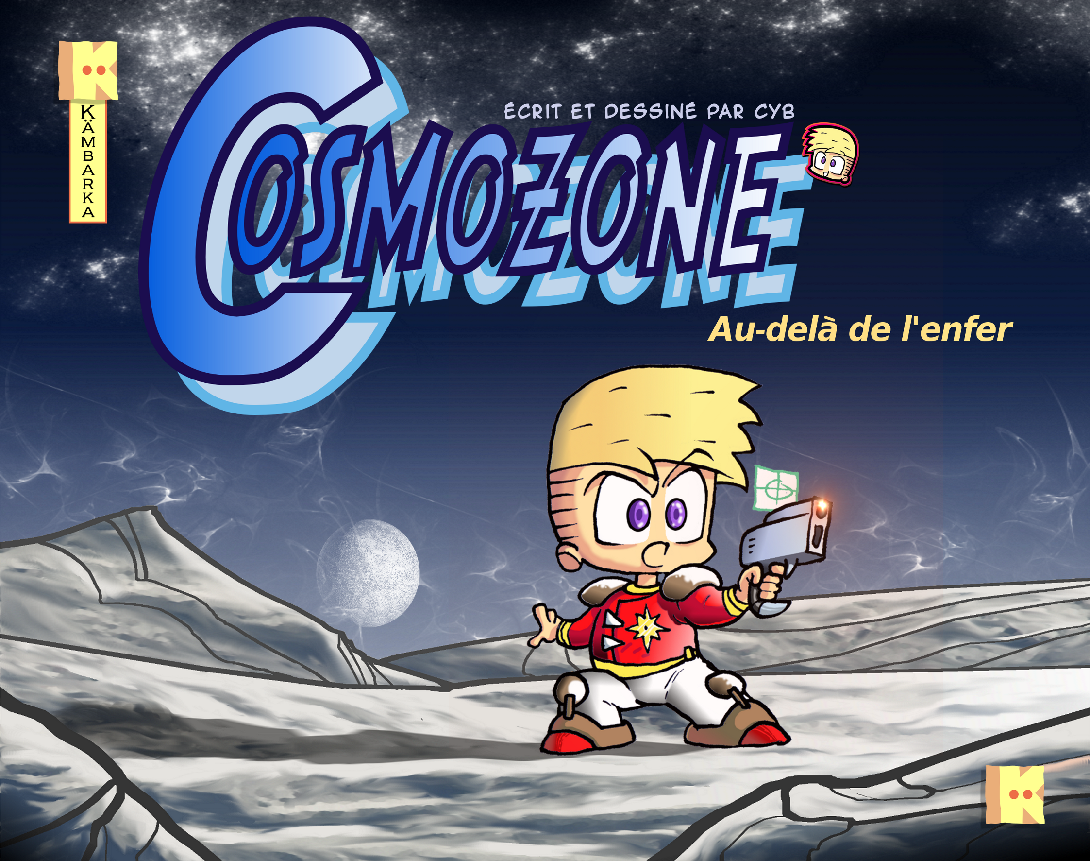 Cosmozone - au-delà de l'enfer