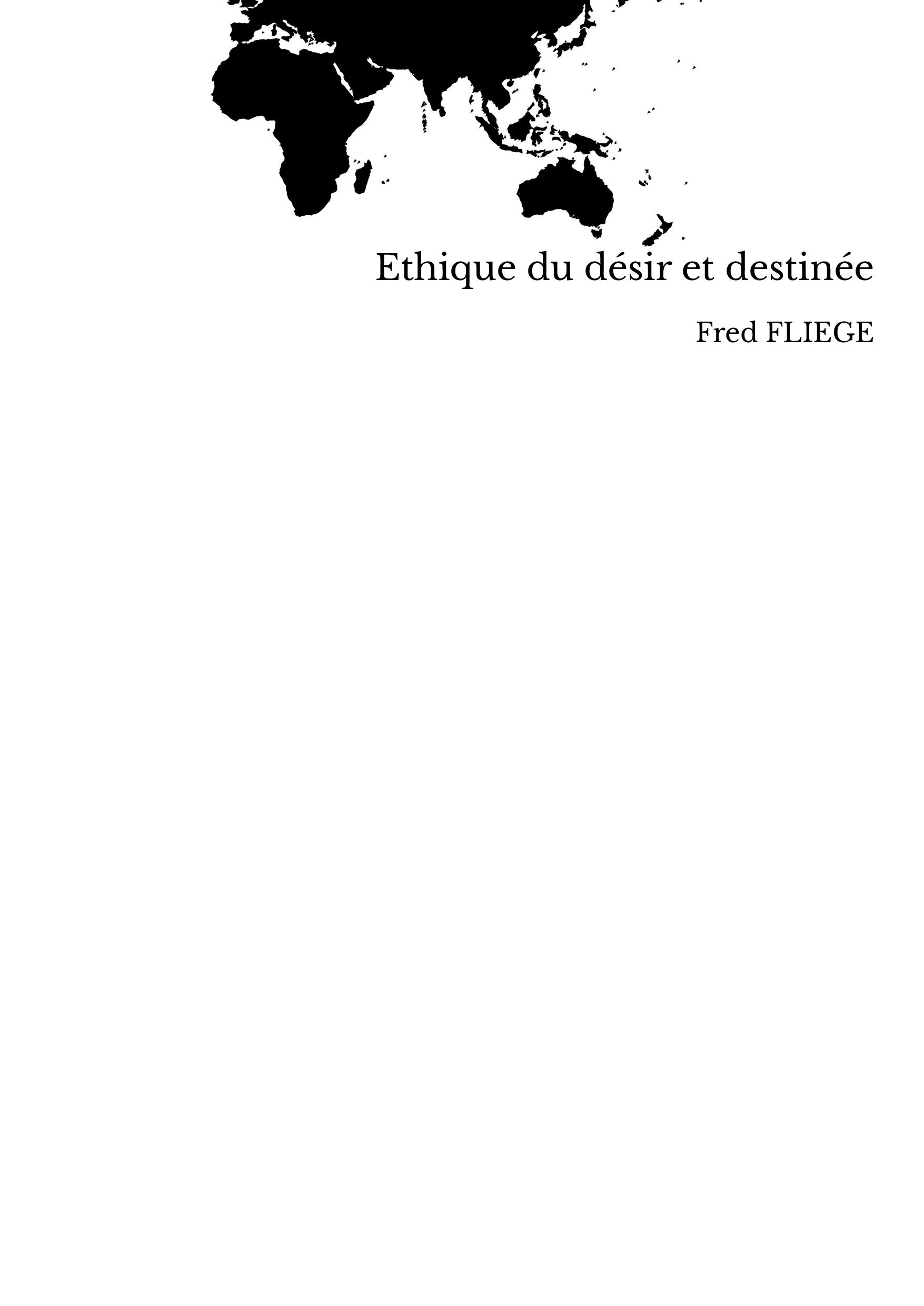 Ethique du désir et destinée