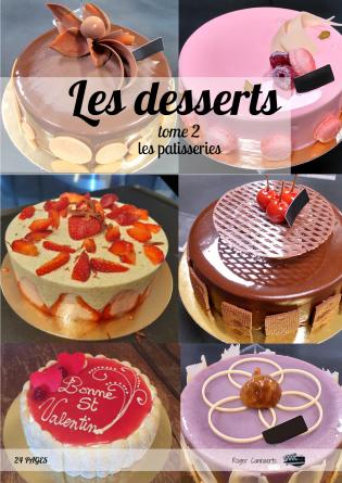 les desserts tome 2