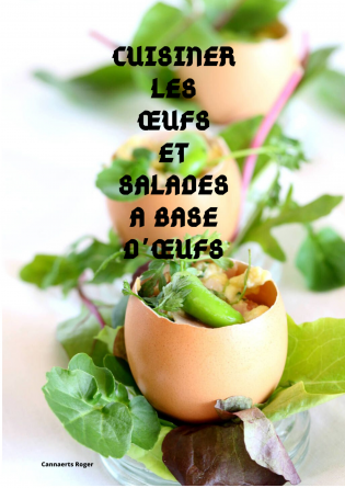 Cuisiner les œufs