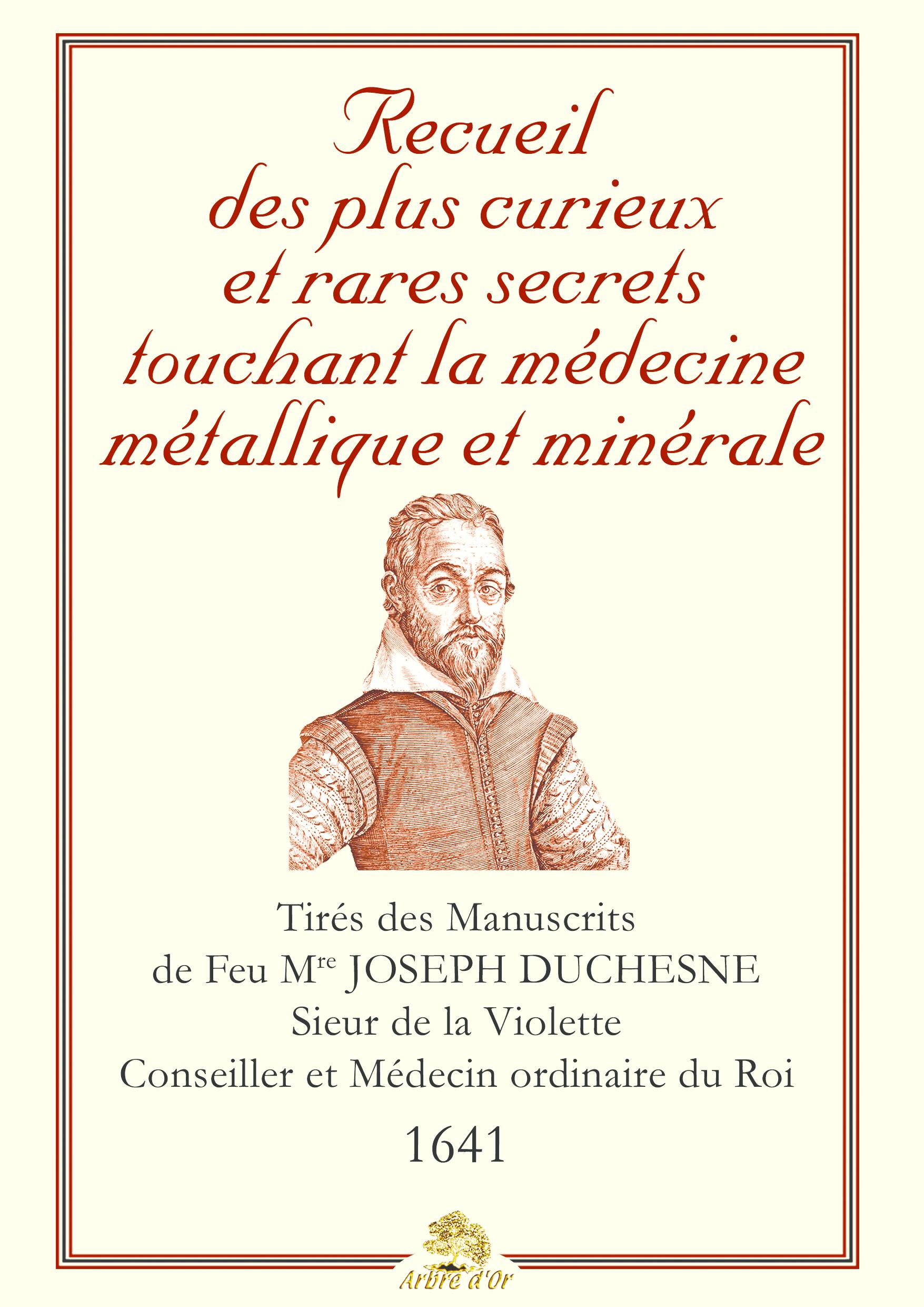 Recueil Médecine Métallique & Minérale