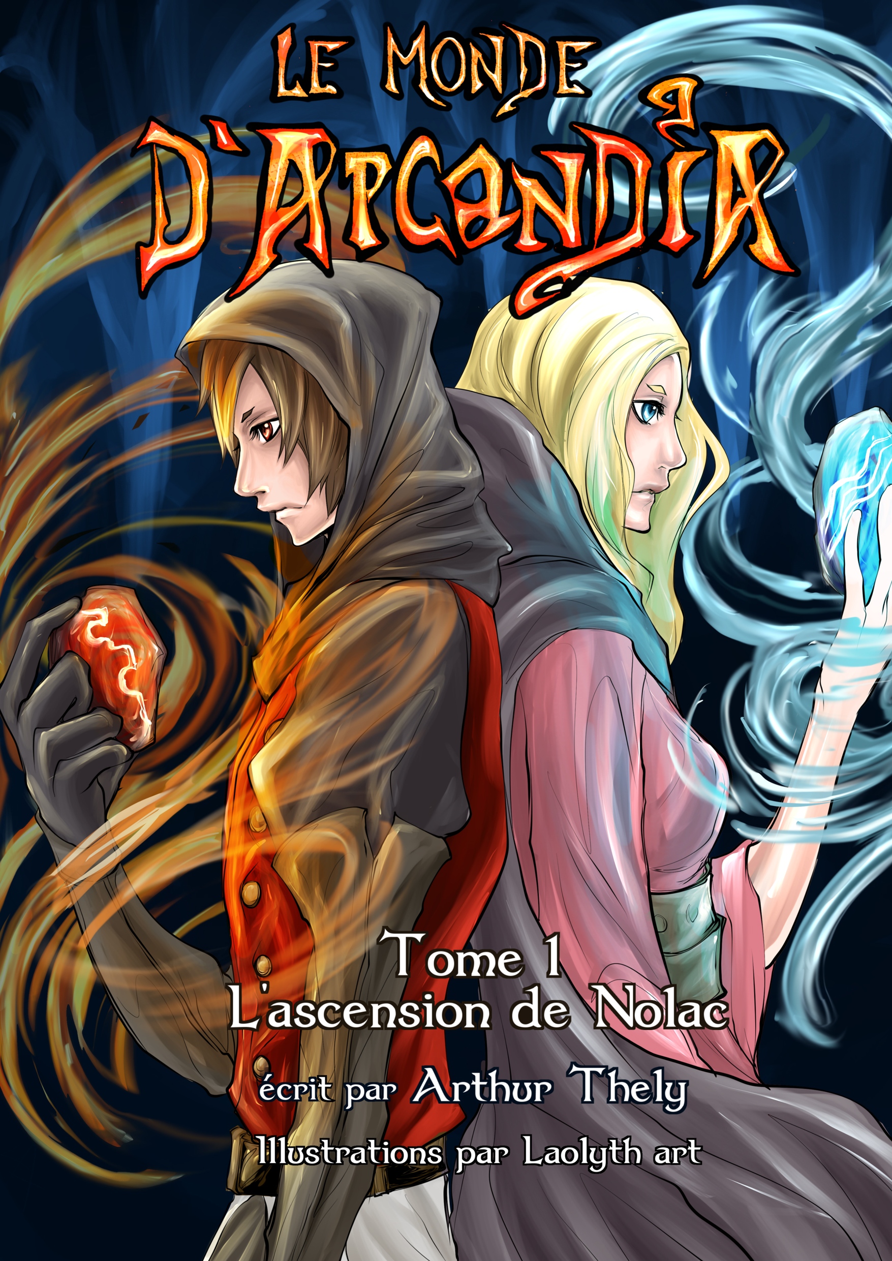 Le monde d'arcandia