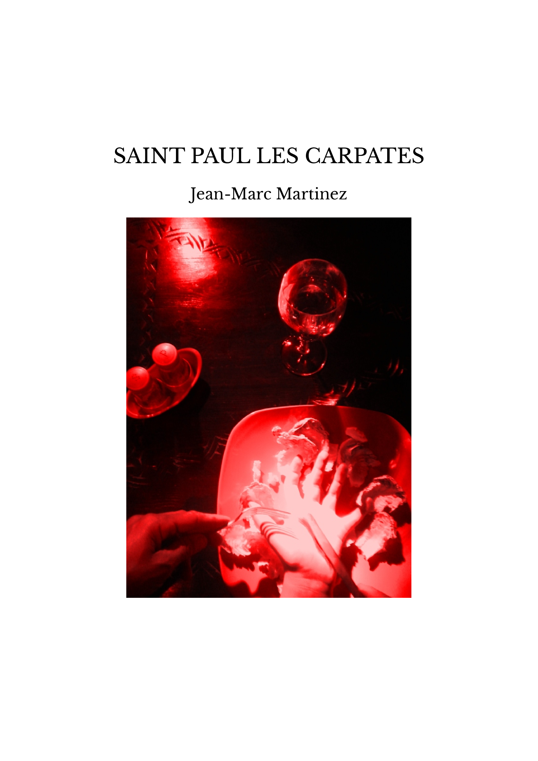 SAINT PAUL LES CARPATES