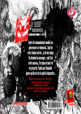 LF Zombie life or dead zombie