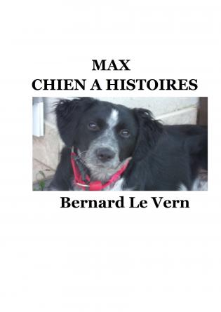 Max chien à histoires