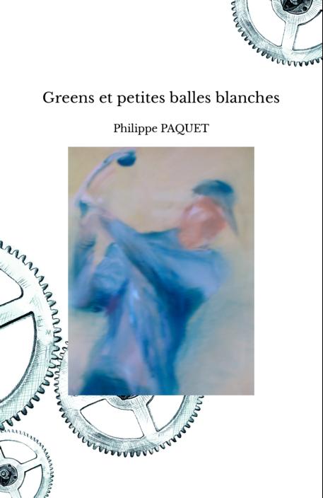 Greens et petites balles blanches