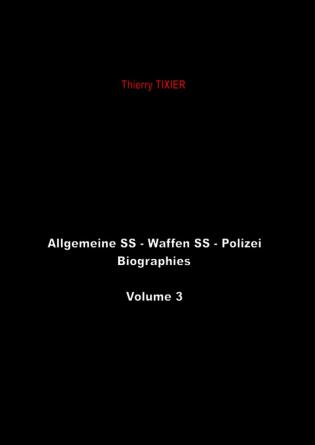 Allgemeine SS, Waffen SS, Polizei 3