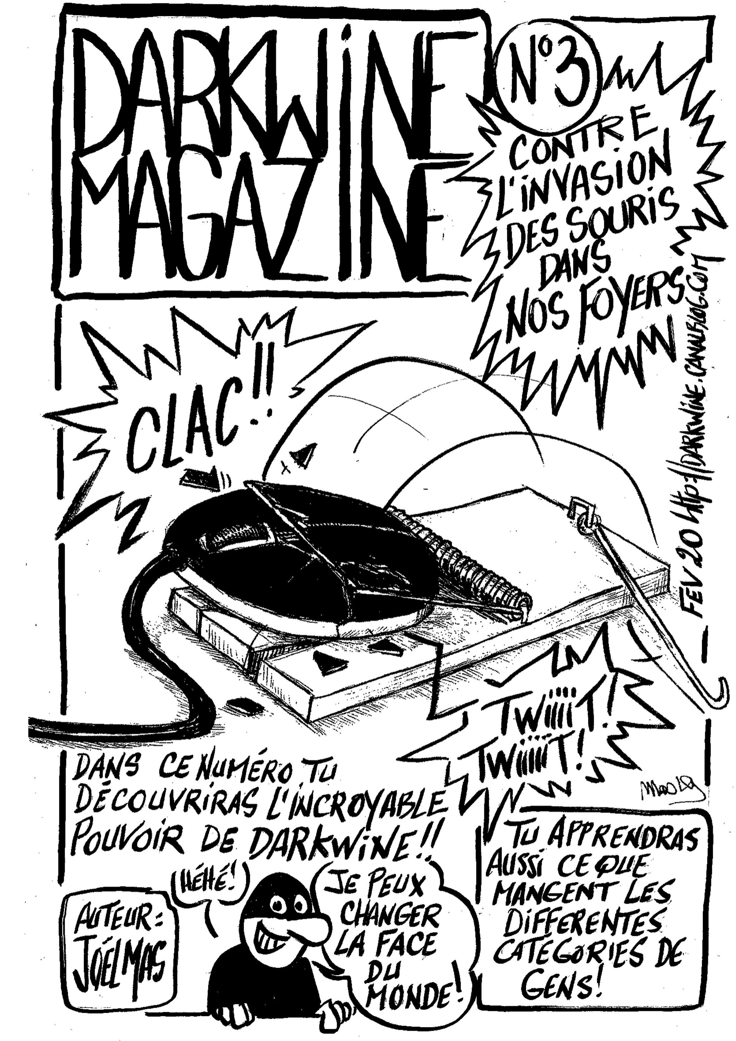 Darkwine Magazine 3