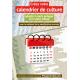 Créez votre calendrier de culture