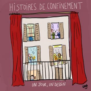 Histoires de confinement