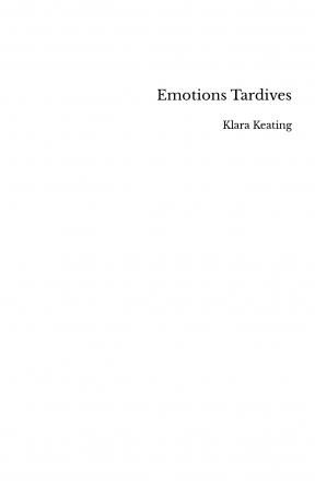 Emotions Tardives