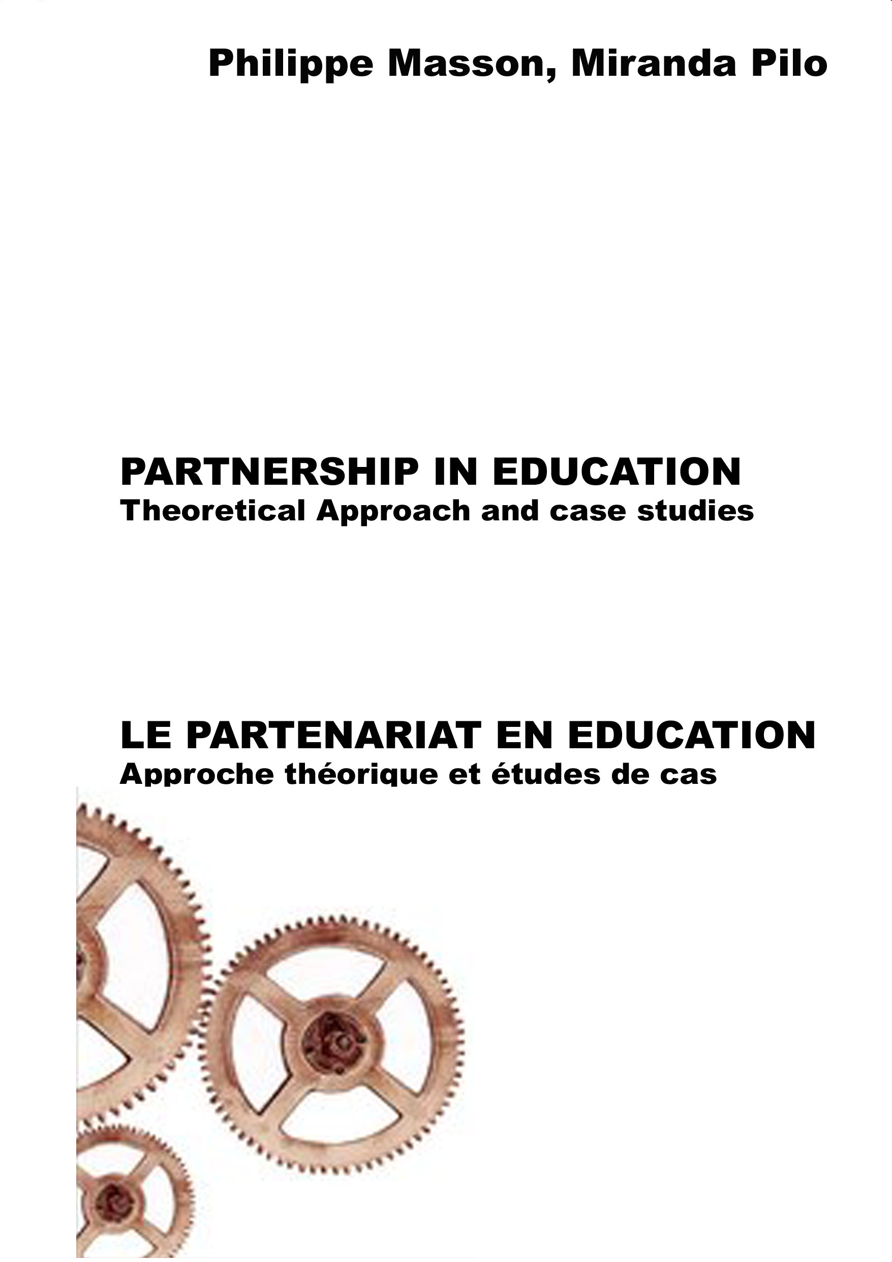 LE PARTENARIAT EN EDUCATION