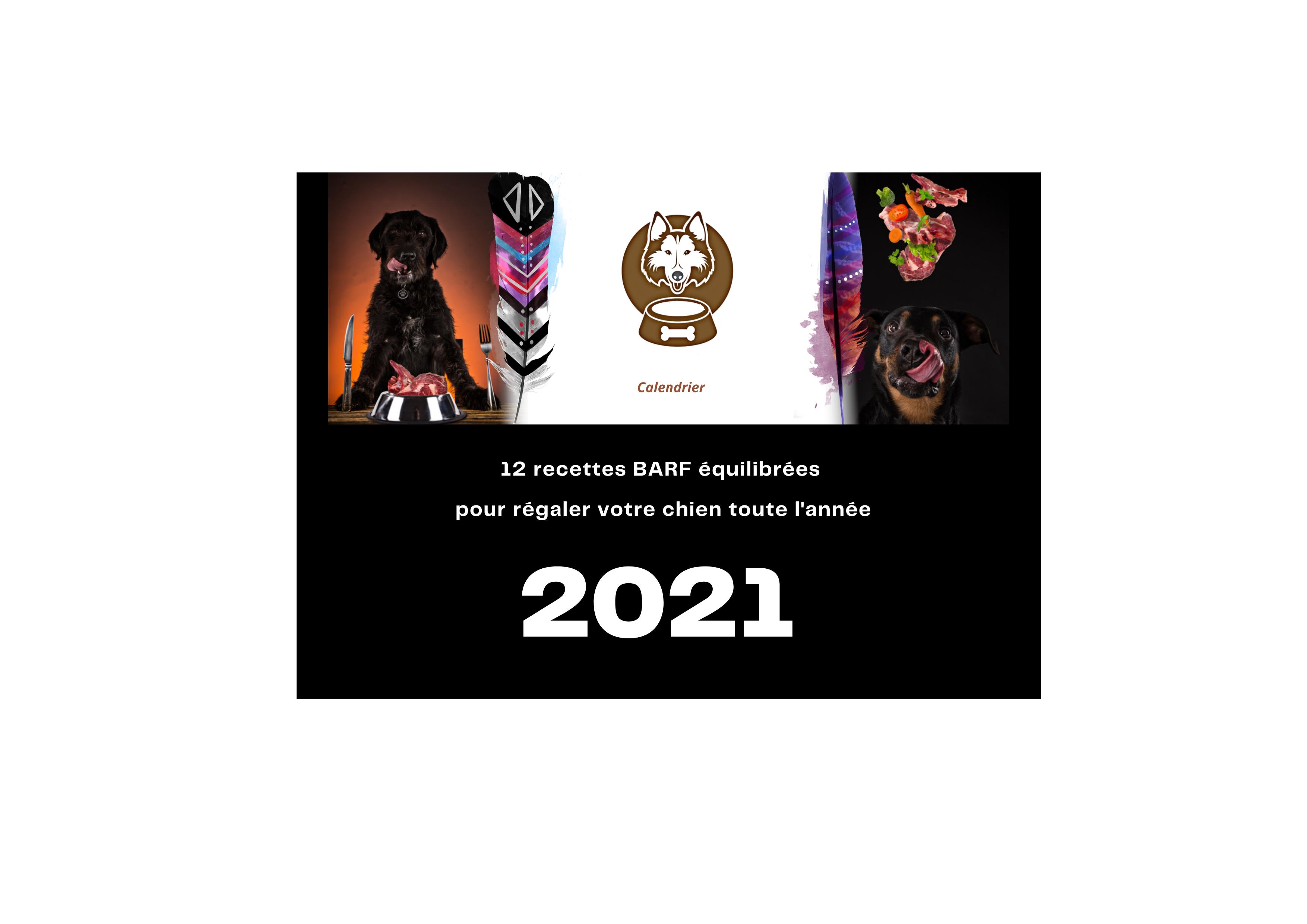 Calendrier du BARF 2021