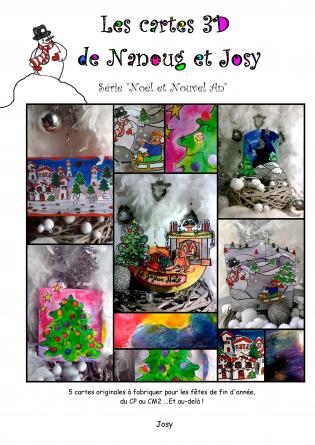 Les cartes 3D de Nanoug et Josy