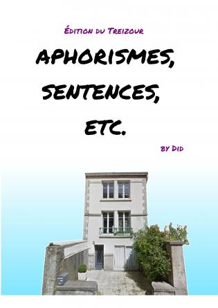 Aphorismes Carrié