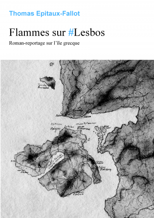 Flammes sur #Lesbos