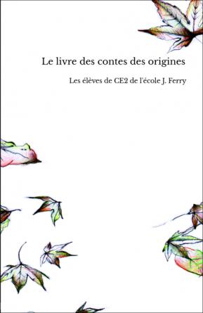 Le livre des contes des origines