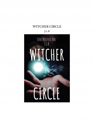 WITCHER CIRCLE