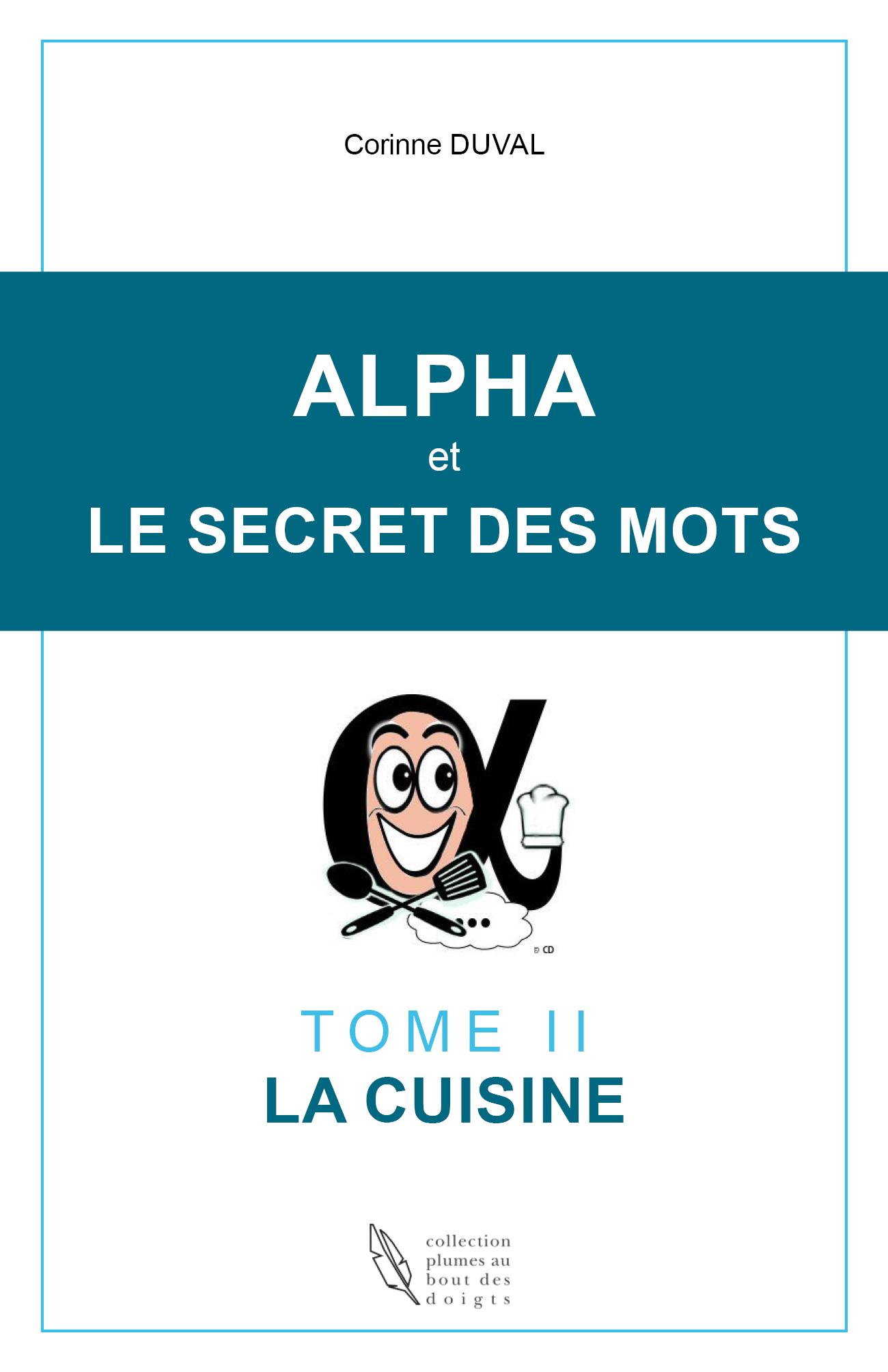 Alpha et le secret des mots (cuisine)