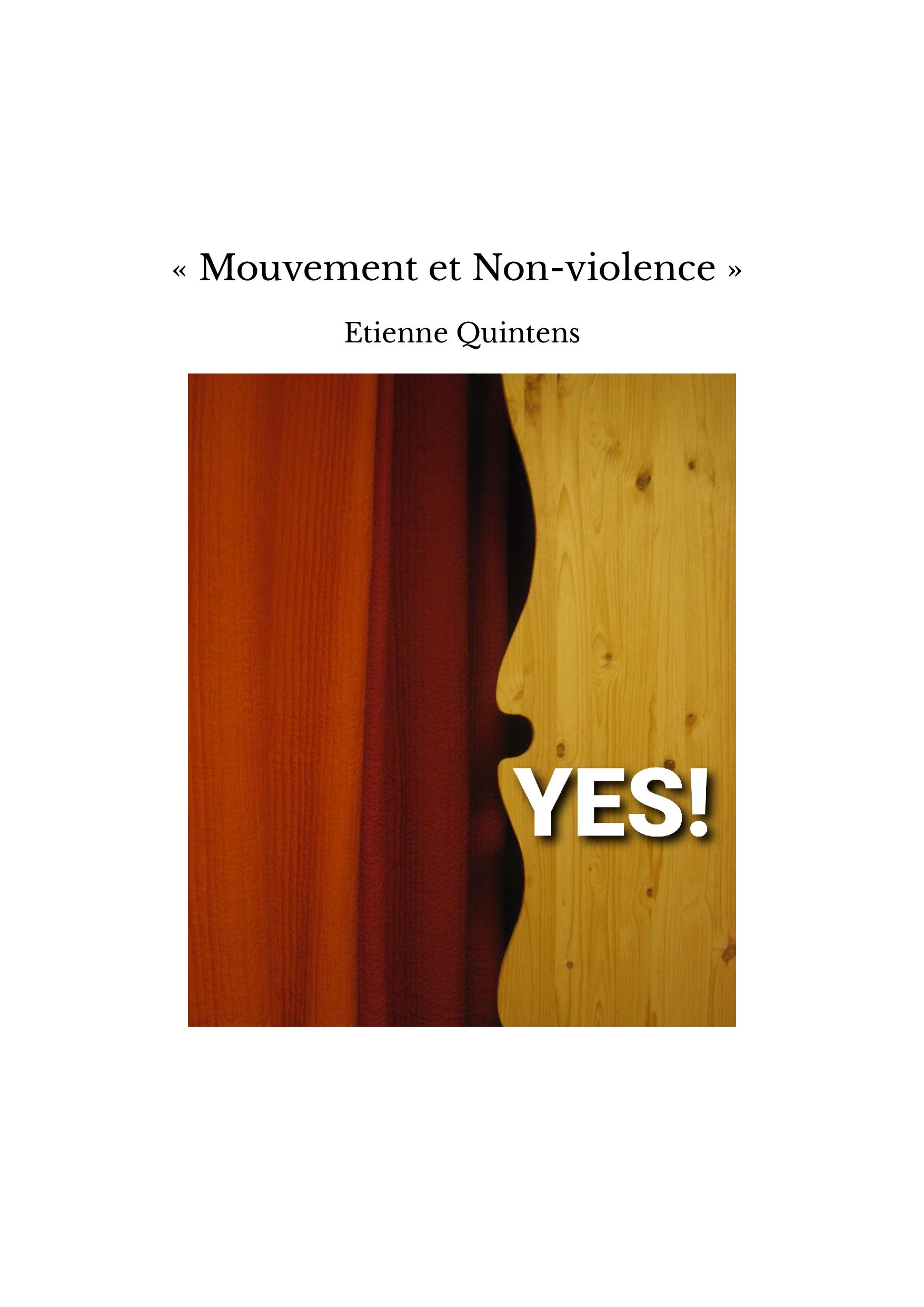 «Mouvement et Non-violence»