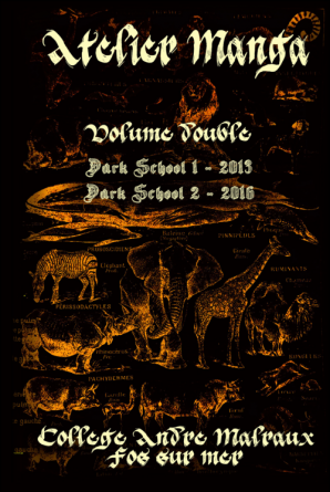 DARK SCHOOL I & II (Volume double)
