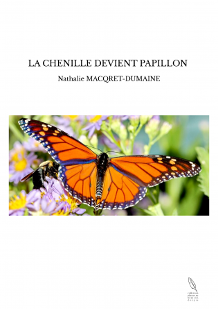 LA CHENILLE DEVIENT PAPILLON