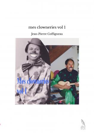 mes clowneries vol 1