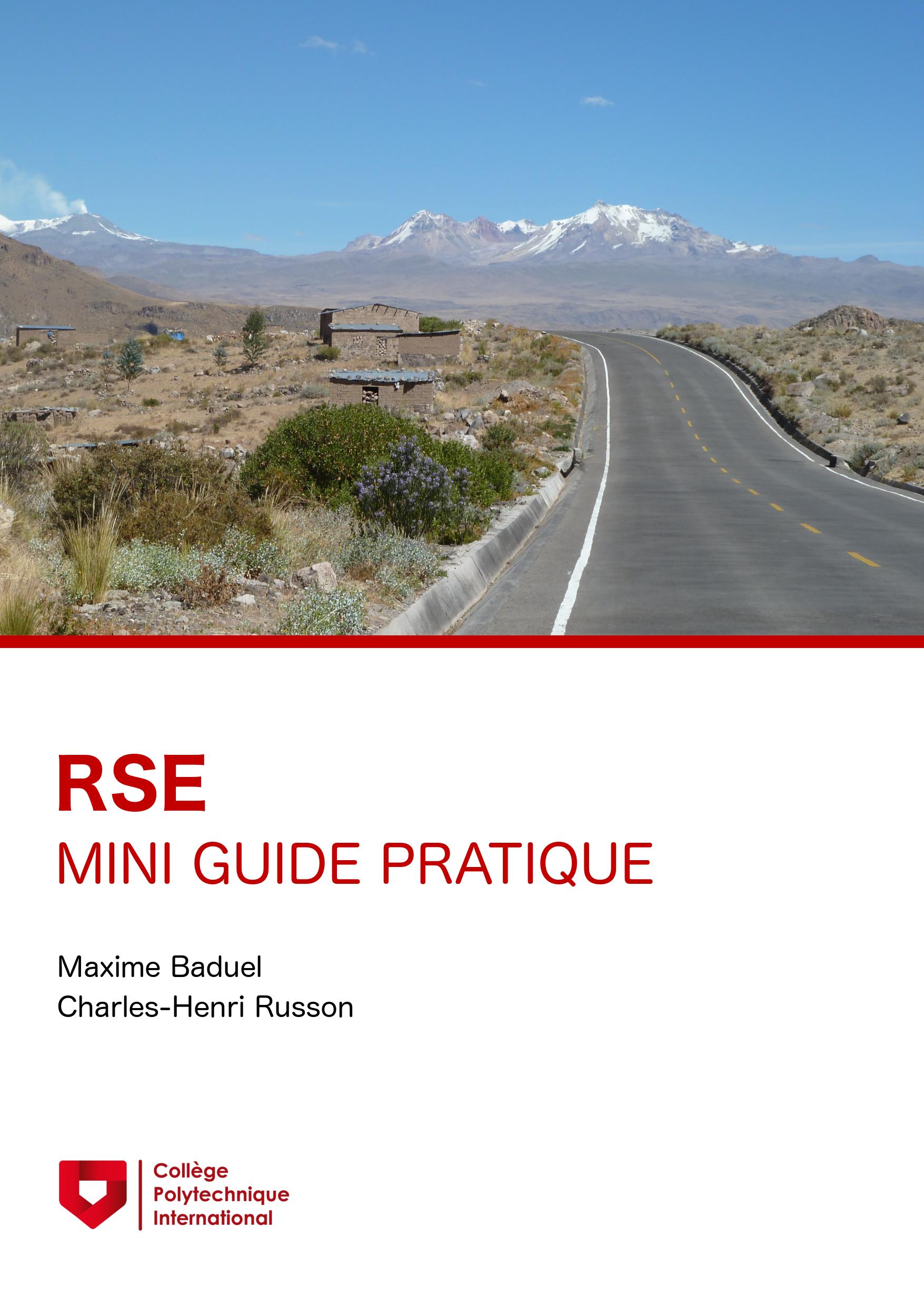 Mini-guide RSE