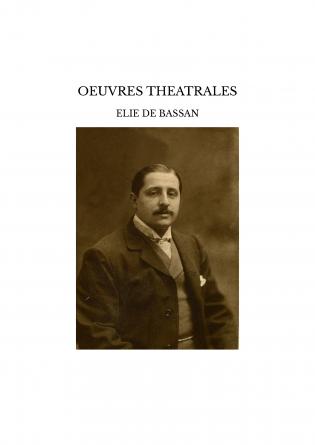 OEUVRES THEATRALES