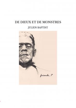 DE DIEUX ET DE MONSTRES