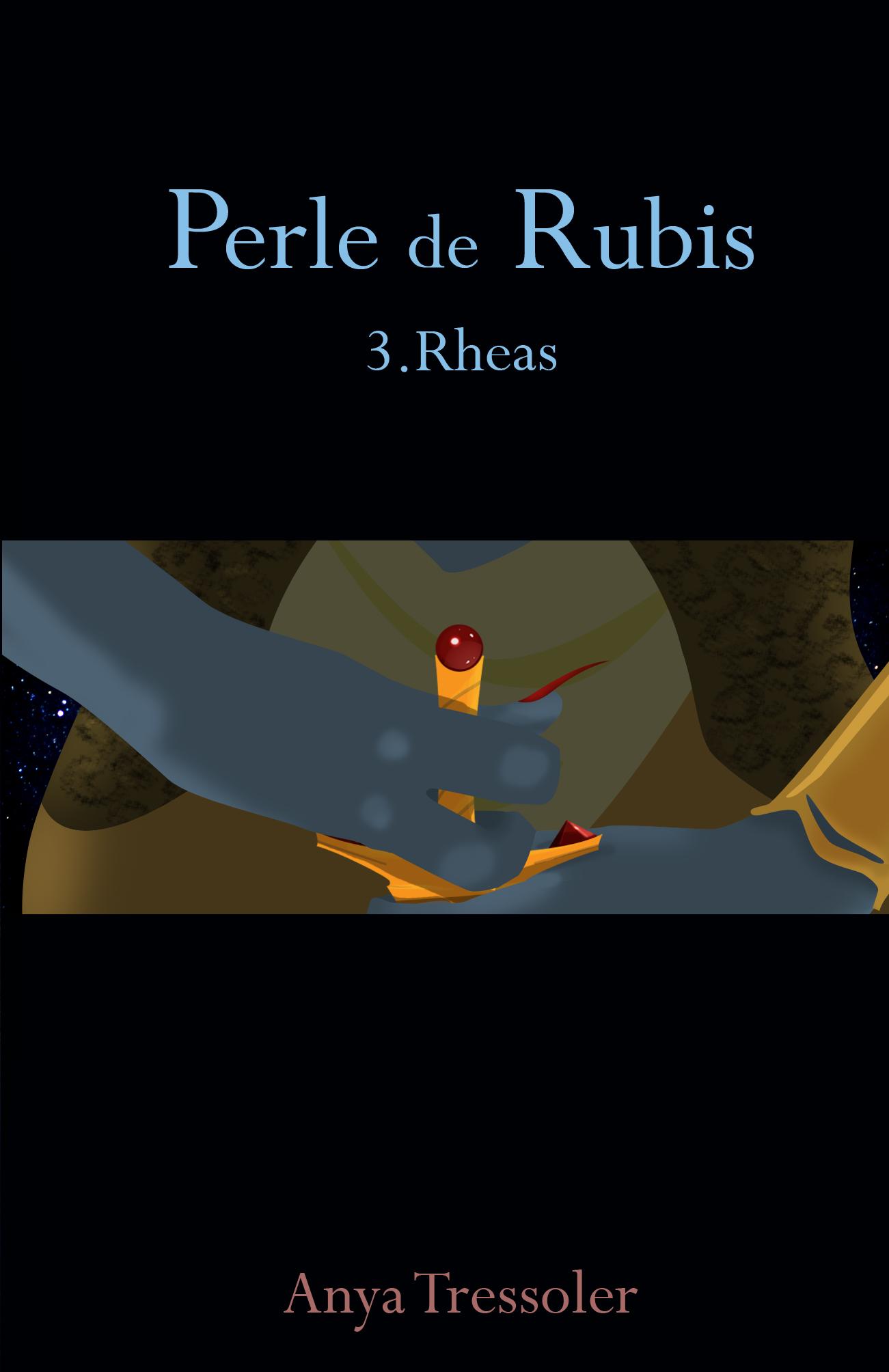 Perle de Rubis - 3.Rheas