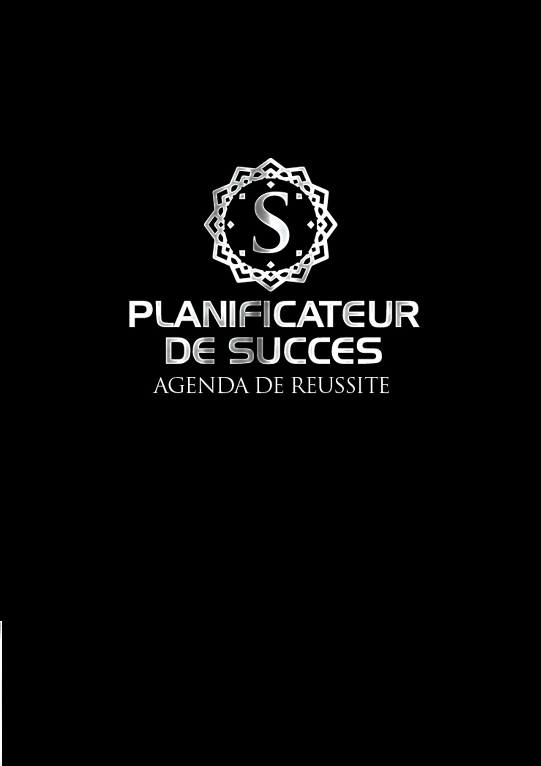 Planificateur de Succes