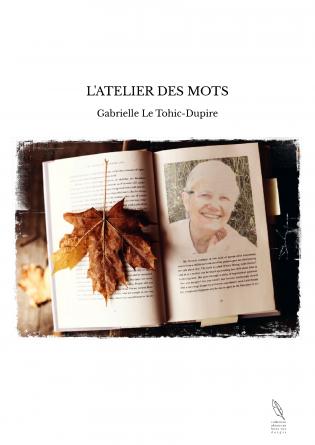L'ATELIER DES MOTS