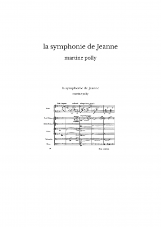 la symphonie de Jeanne