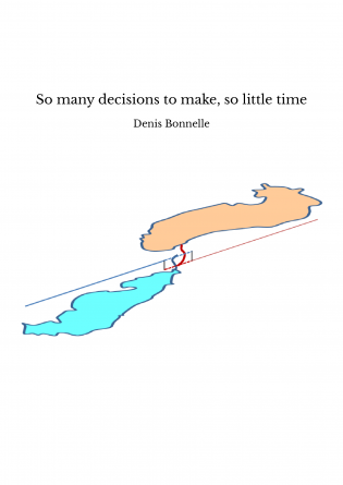 So many decisions to make, so little time