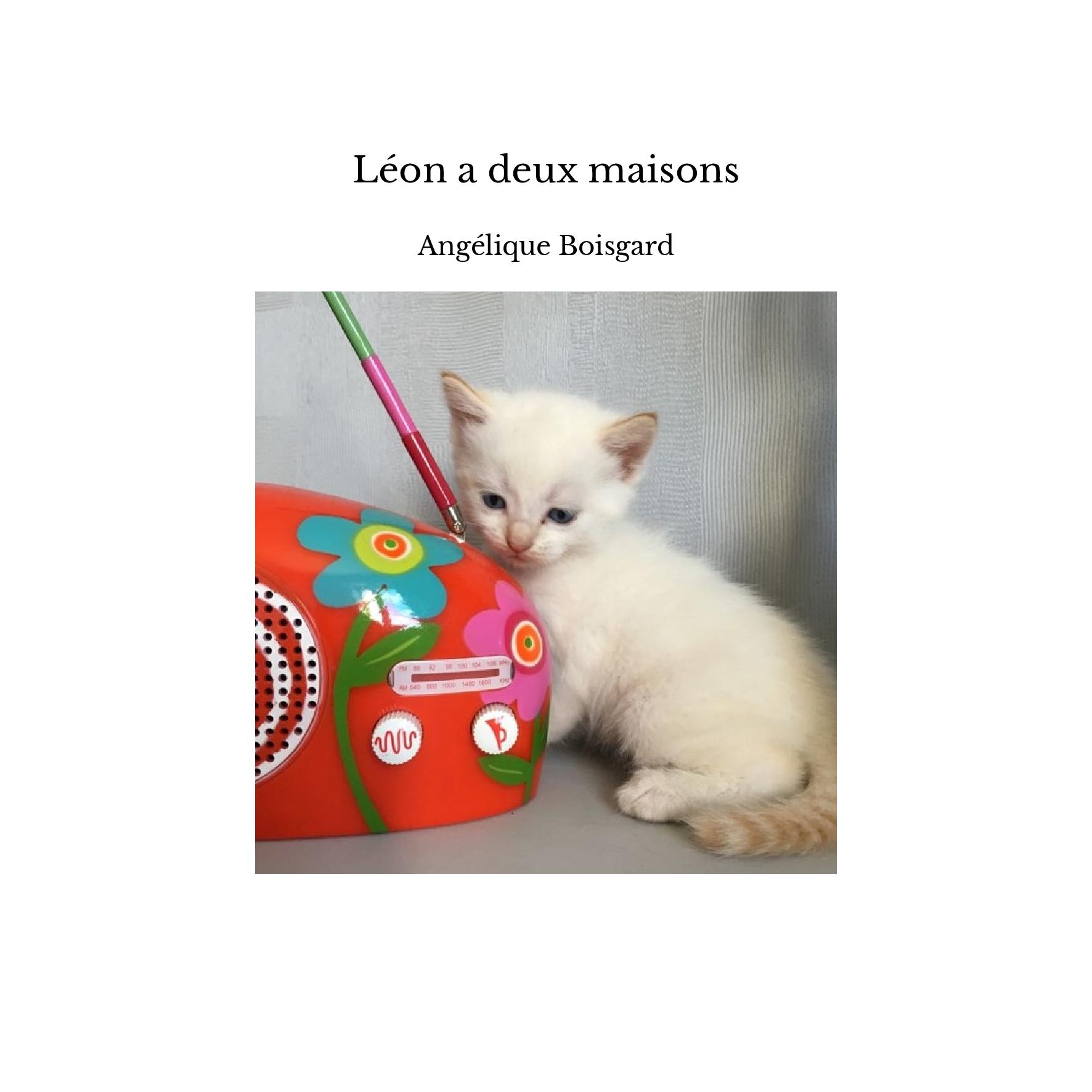 Léon a deux maisons