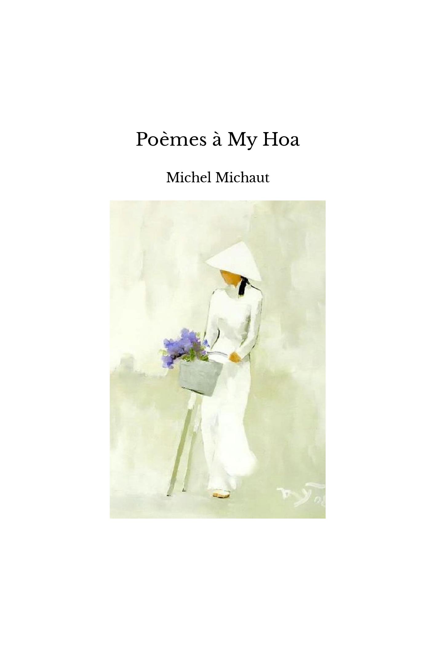 Poèmes à My Hoa