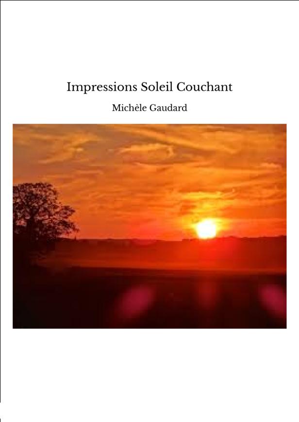 Impressions Soleil Couchant